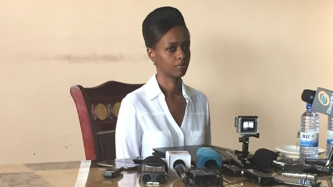 Photo of Nothing Will Stop Me From Challenging Kagame-Diane Shima Rwigara