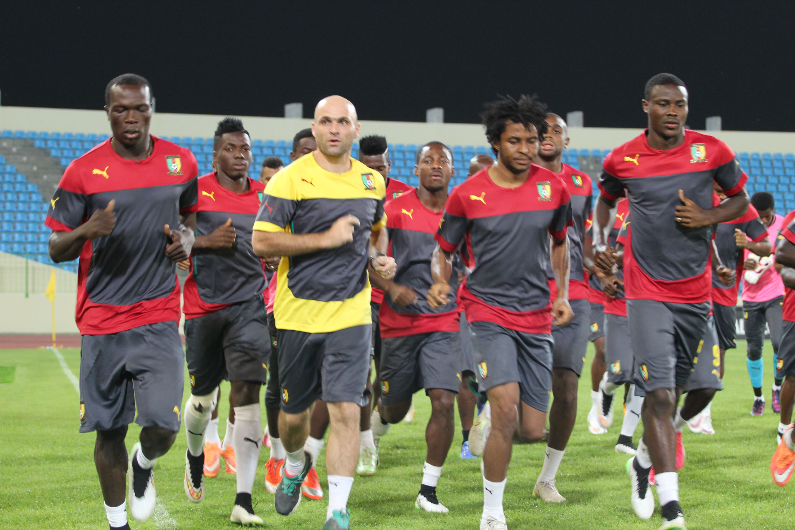 Photo of Hugo Broos Makes Final Choice Ahead of AFCON and Conf' Cup