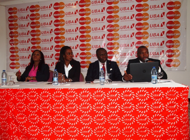 Photo of UBA Launches Debit MasterCard To Ease Cashless Movements In Cameroon