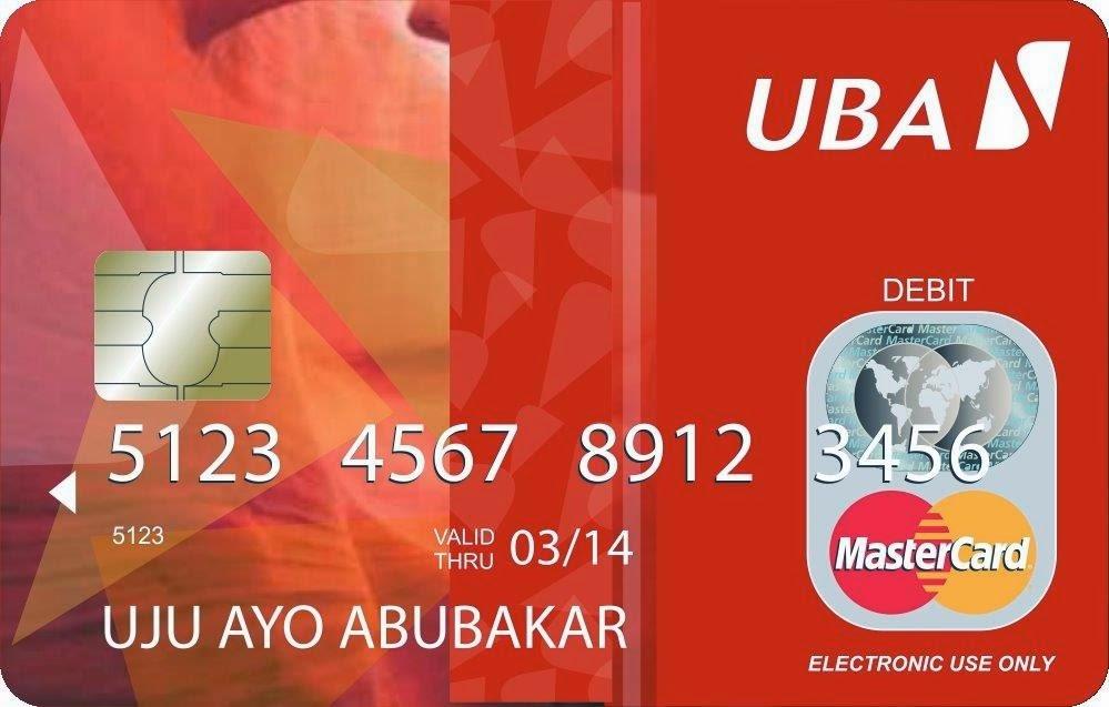 UBA-Mastercard-CLASSIC-with-fake-BINS – Cameroon News Agency