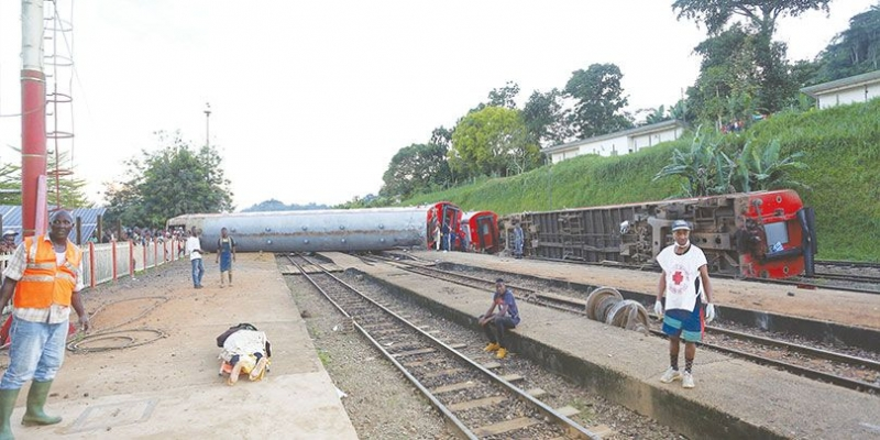 Photo of CAMRAIL Blamed For ESEKA Train Disaster