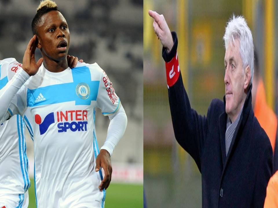 Photo of Clinton Njie Must Show Discipline to Be Part of The Squad-Hugo Broos