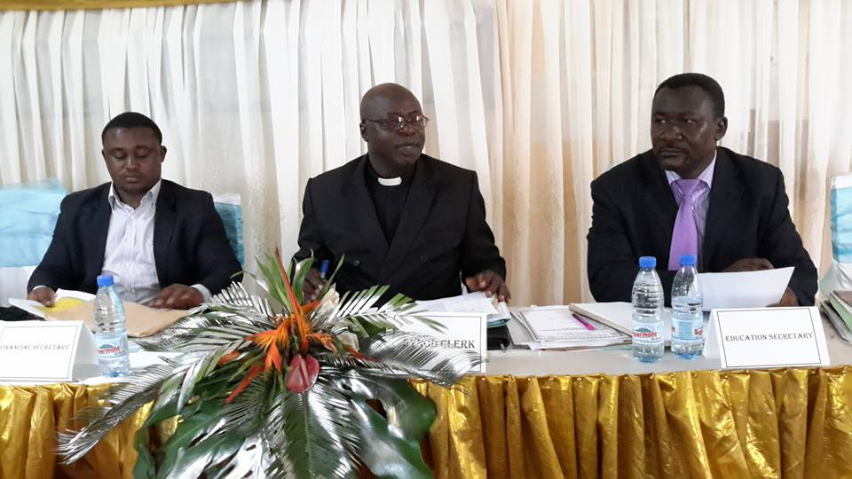 Photo of Complete List  Appointment of PCC Pastors and Other Staff