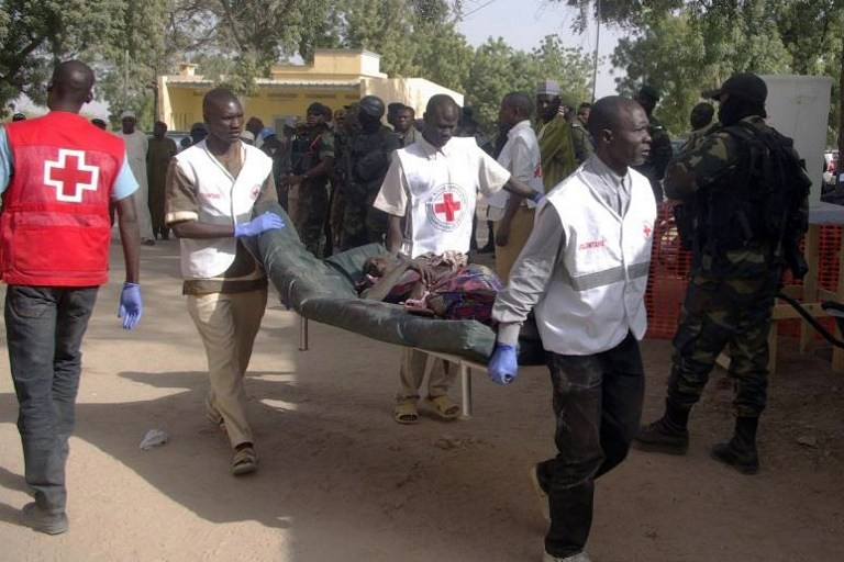 Photo of Two Suicide Bombers Strike and Kill One in Mora