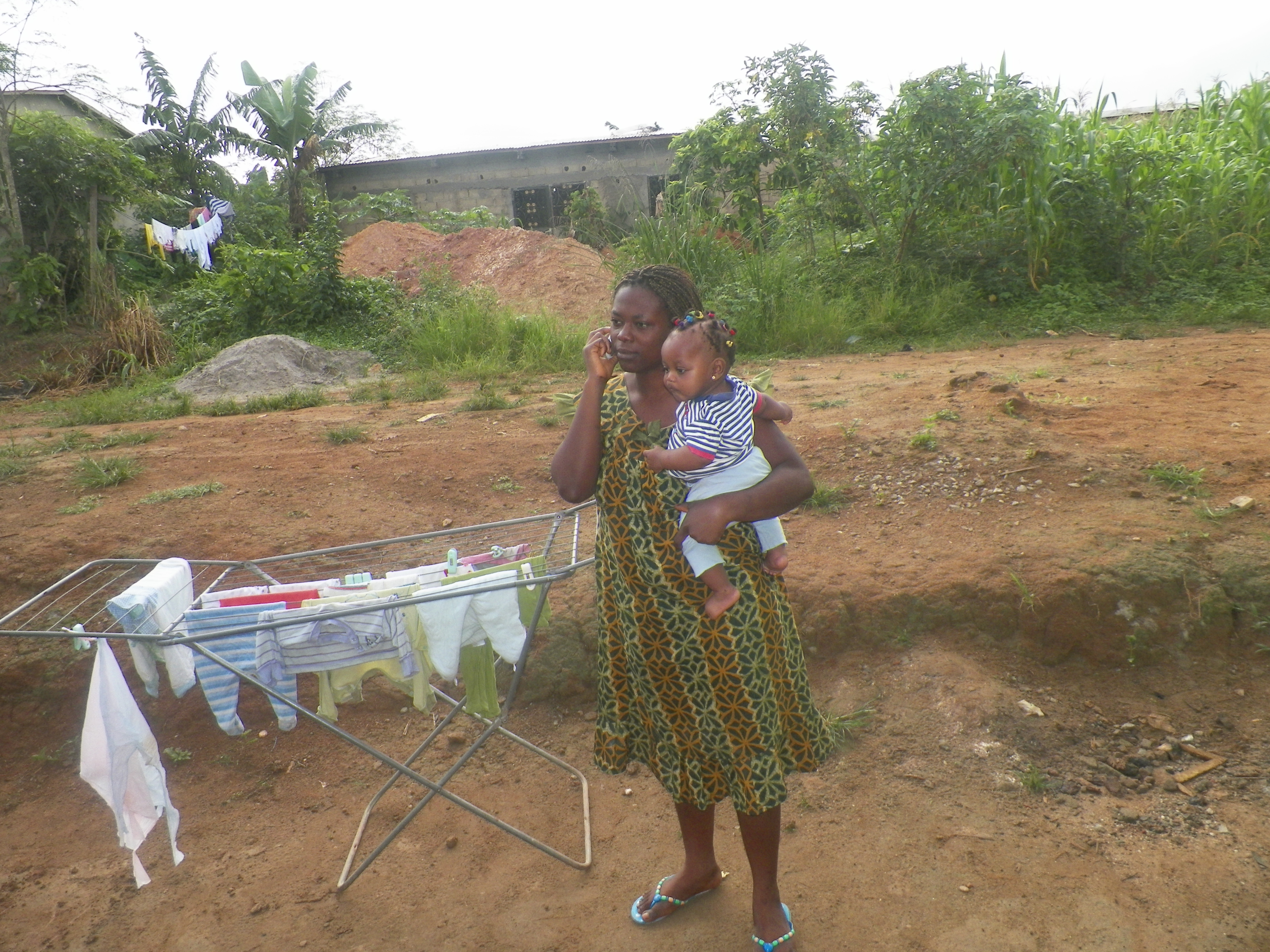 Photo of Text Messages Curb Maternal And Infant Mortality in Cameroon's Rural Communities.