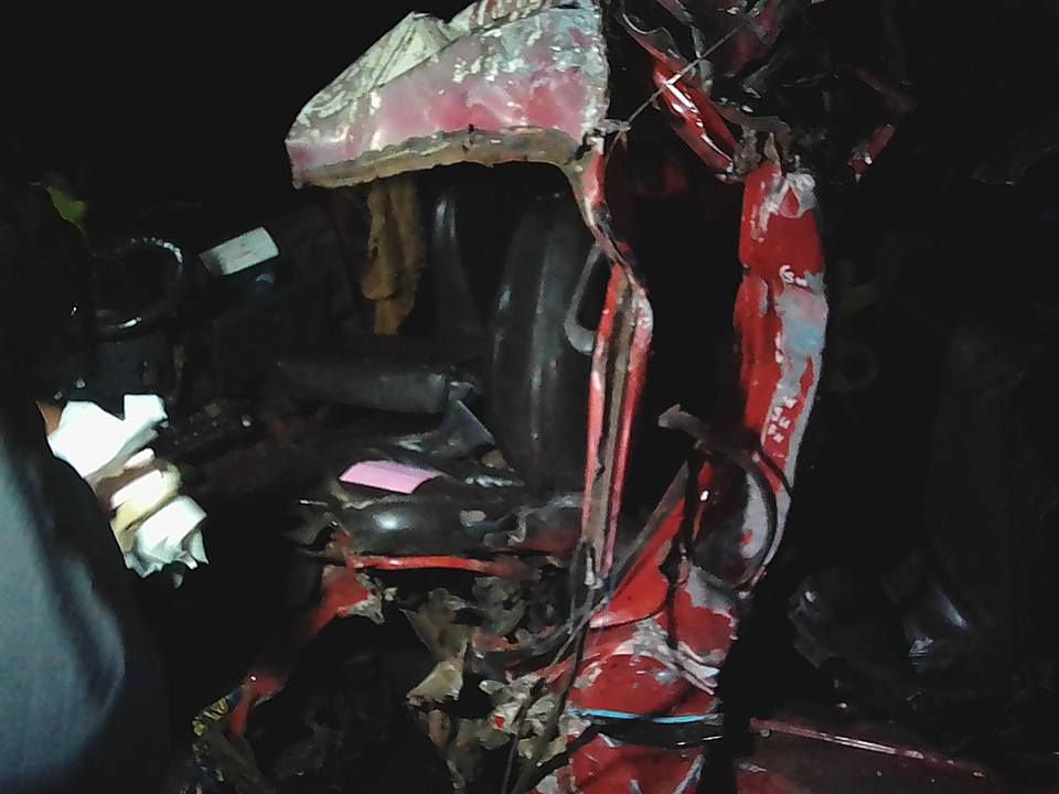Photo of Muyuka-Buea Highway: Five Die, 13 Injured In Ghastly Accident