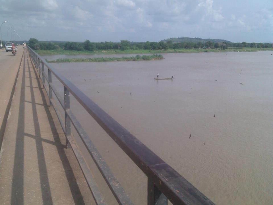 Photo of River Benue Swallows Two Children