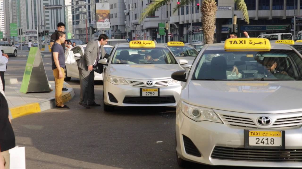 Photo of Abu Dhabi cab fare hikes: Cab drivers rejoice, African passengers cry foul
