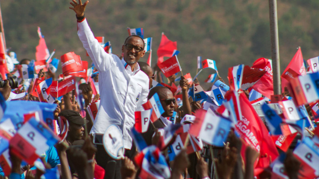 Photo of Paul Kamage Wins Landslide In Rwandan Elections