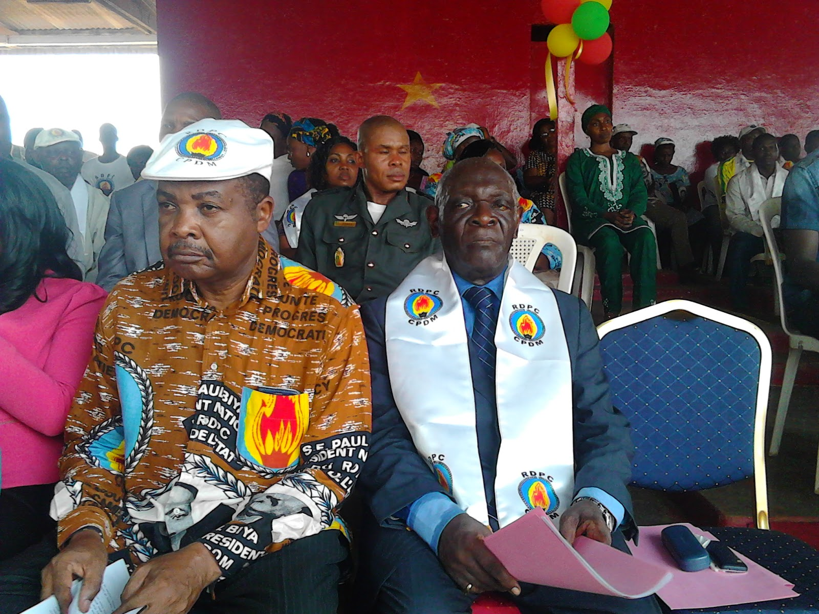 Photo of Poor Organization, War Of Words Marred CPDM Joint Section Conference In Kumba.