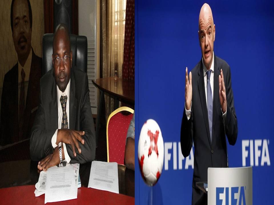 Photo of FECAFOOT: FIFA Dismisses Tombi Led Executive, Creates Normalization Committee
