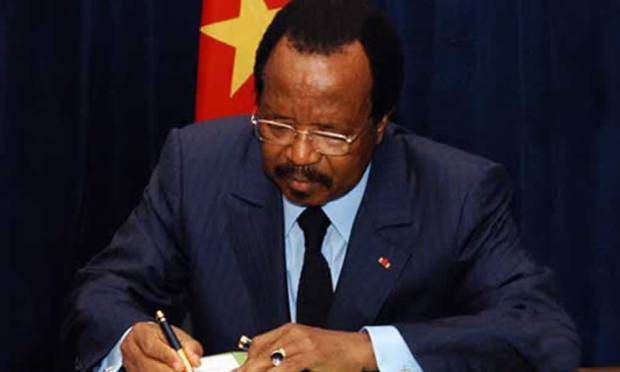 Photo of Paul Biya Gives In To Demands of Anglophones,Orders Release of Ayah Paul Abine, Agbor Ball and Co