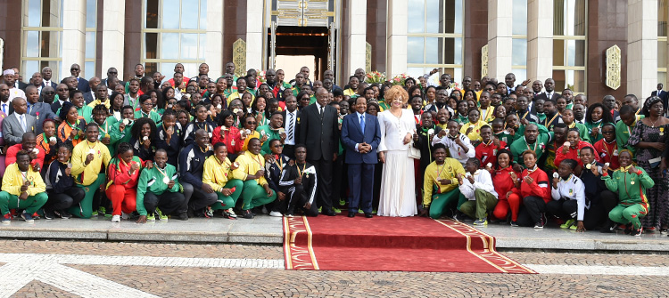 Photo of How Paul Biya Used The 2019 AFCON Saga To 'Announce' His Candidature For 2018 Presidential Elections