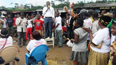 Photo of Douala One D.O Bans MANIDEM Conclave As Party Nears Explosion