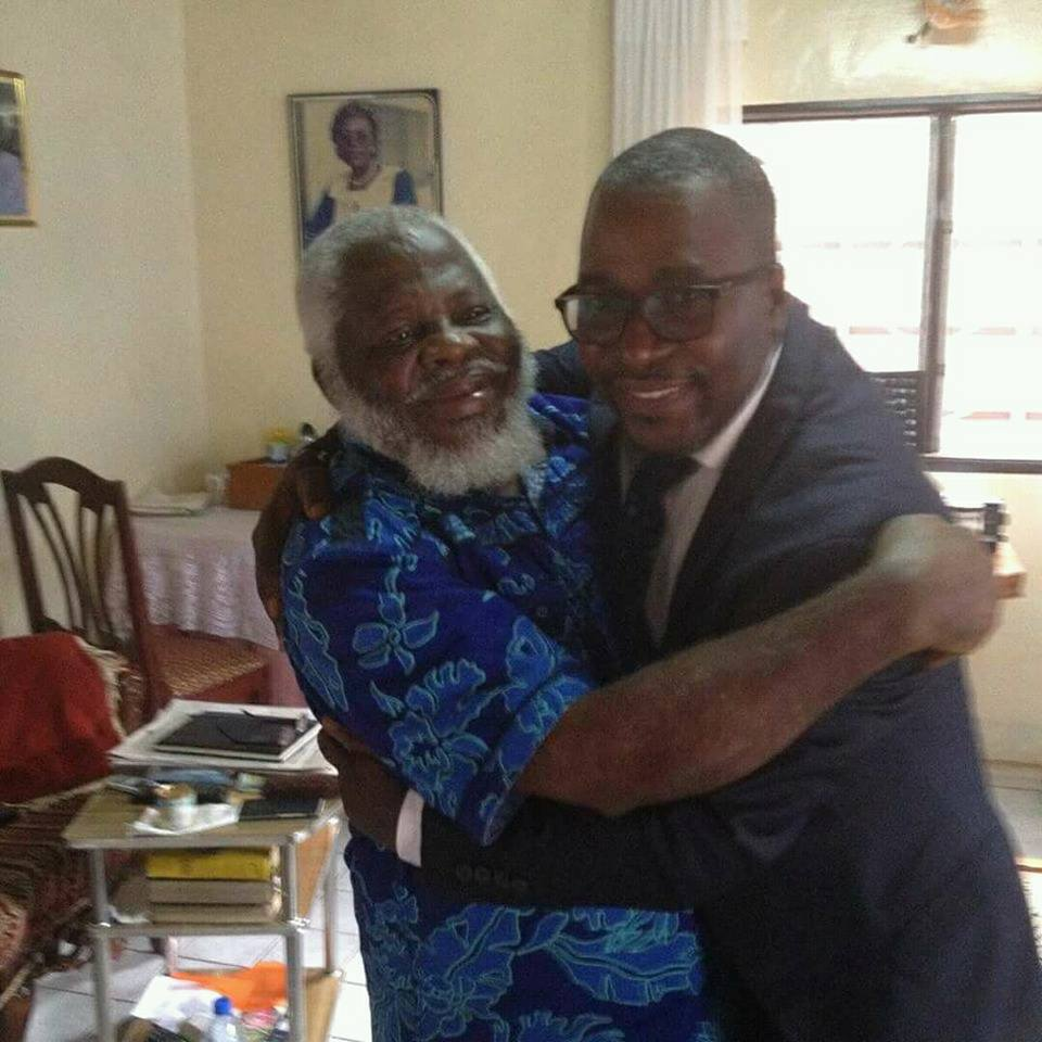 Photo of Agbor Balla's 'Presidential Visit' What Is He Planning?