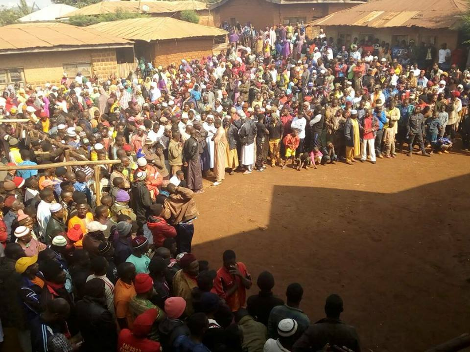 Photo of Government Negotiating How To Bury Boy Shot By Gendarmes in Kumbo