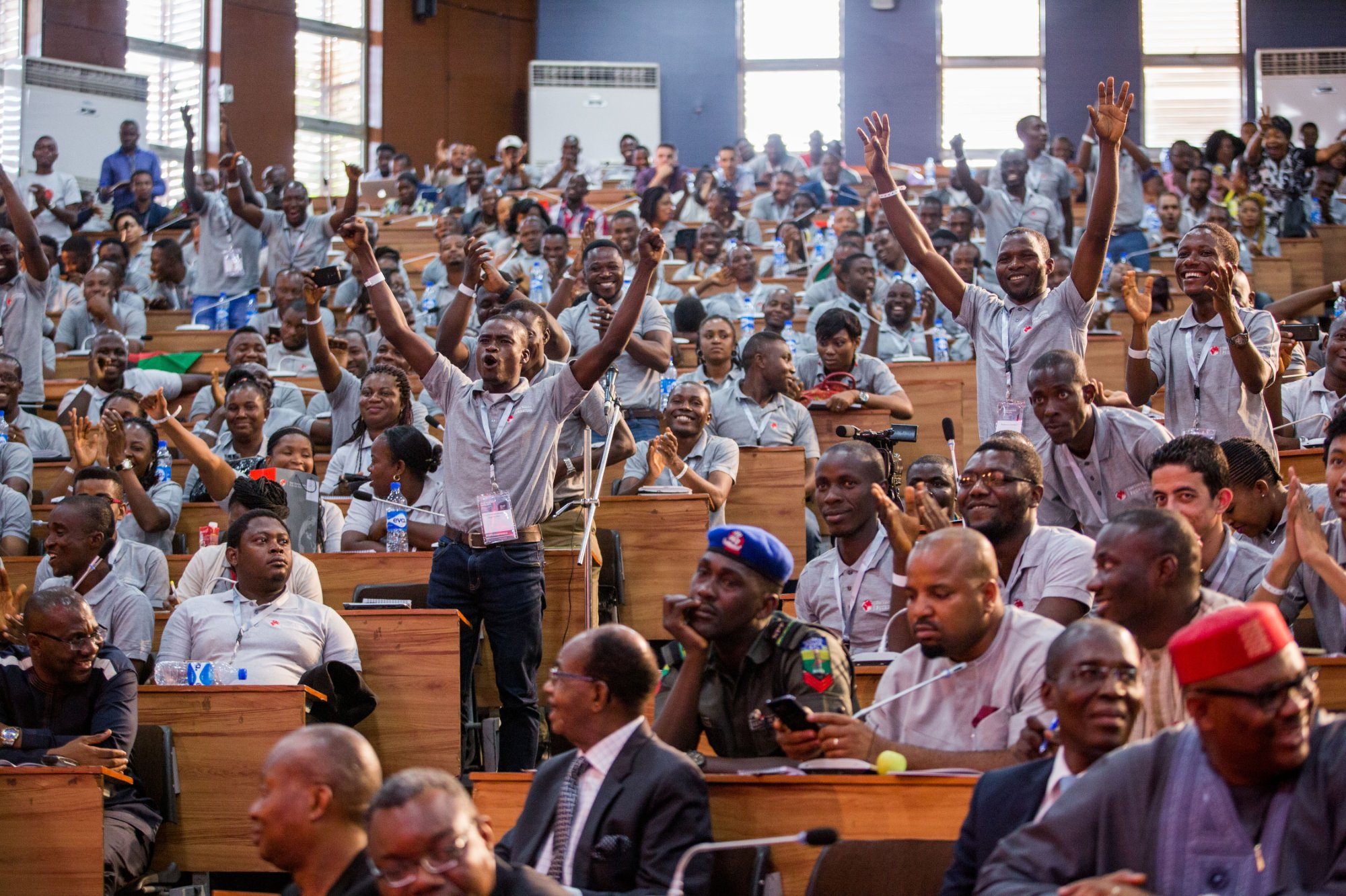 Photo of 1000 Young African Entrepreneurs Gearing Up For The 3rd Tony Elumelu Foundation Entrepreneurship Programme In Lagos