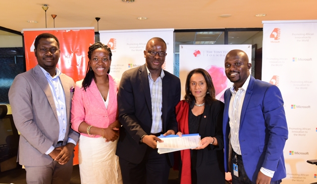 Photo of PRESS RELEASE: Tony Elumelu Entrepreneurs To Receive Tech Support From Microsoft
