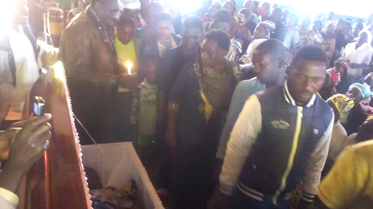 Photo of Boy killed By Trigger Happy Gendarme In Bui Goes Home