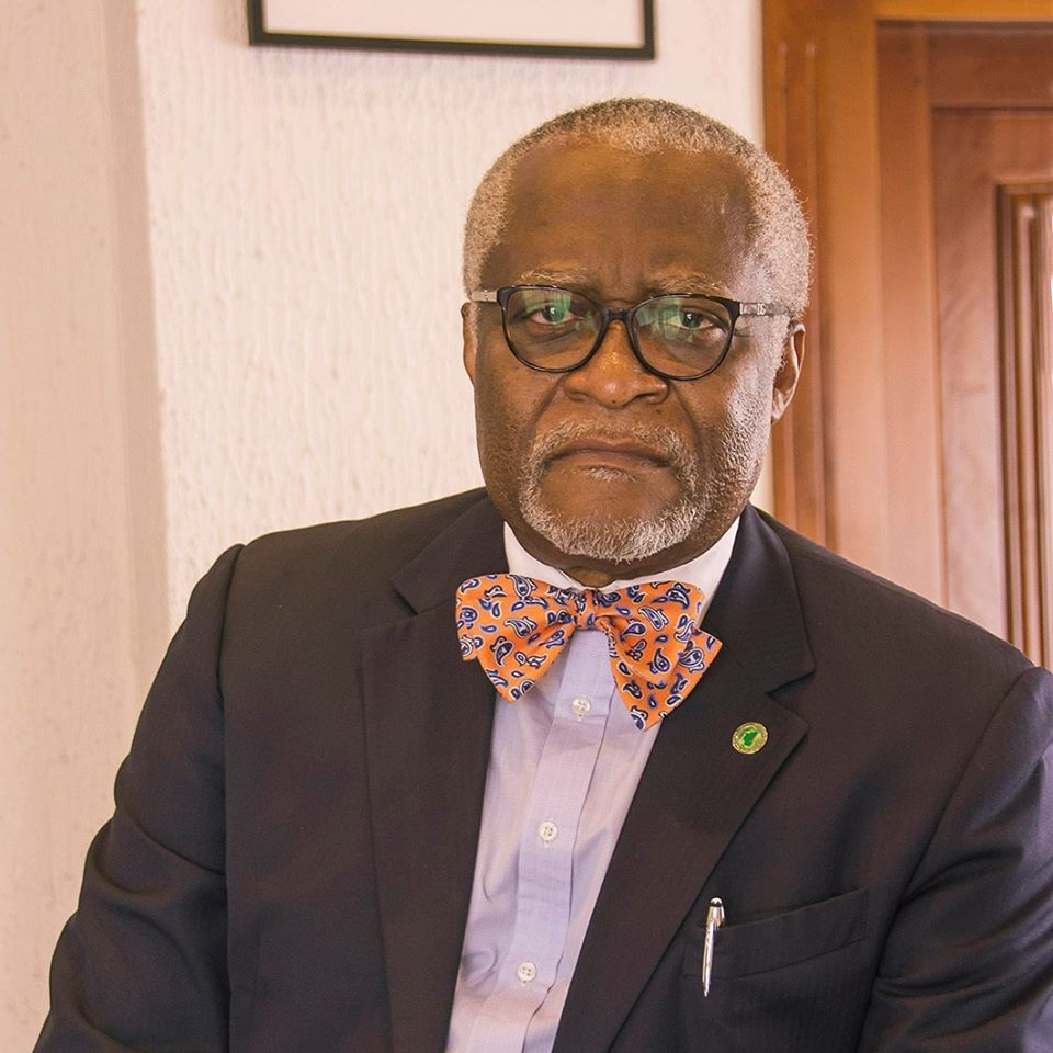Photo of 2018 Presidential Election : Akere Muna Is Candidate