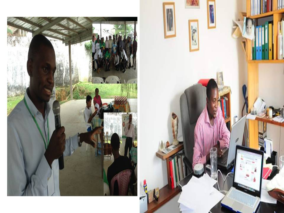Photo of 2017 TEF Entrepreneurship Forum: Young Cameroonian Entrepreneurs Revisit Their Selection, Training And Prospects