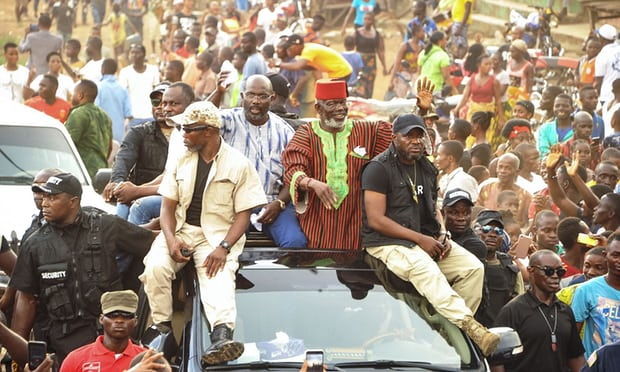 Photo of Liberian Court Halts Presidential Runoff Amid Fraud Allegations