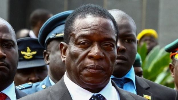 Photo of Zimbabwe: Emmerson Mnangagwa Back To Succeed Mugabe