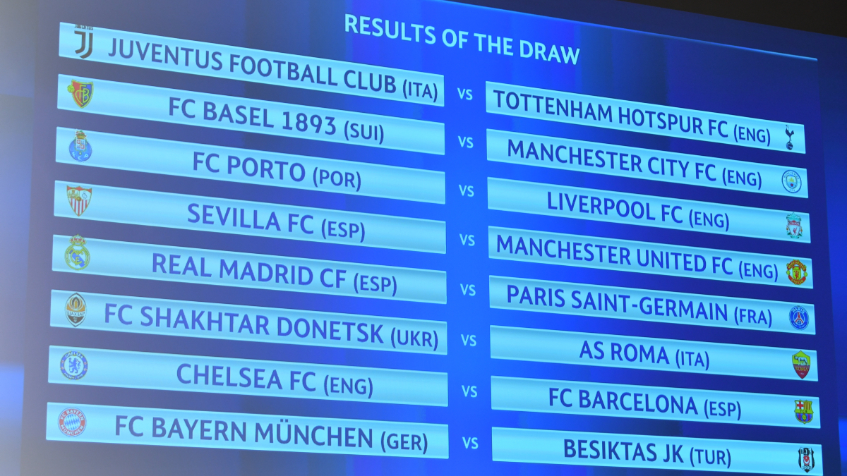 Photo of UEFA Champions 1/8 Finals: Barcelona to Grind Ashes with Arch Rivals Chelsea