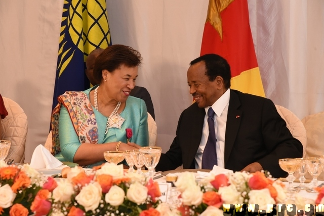 Photo of Cameroon-Anglophone Crisis: Iron Lady Patricia Scotland Forces Her Way To Buea