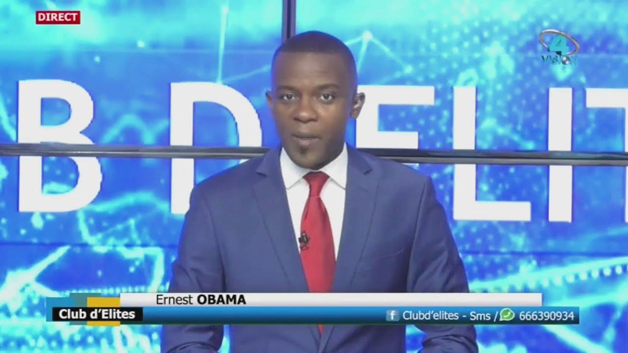 Francophone Pro Genocide Journalist Ernest Obama Suspended For  # Mebe De Television