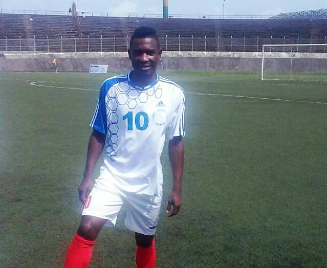 Photo of LFPC Transfer News: Junior Godstine Folhe Joins Aigle Royal From Bang Bullet FC