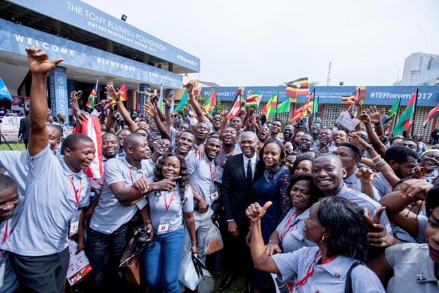 Photo of From January 1, Apply For Tony Elumelu Foundation's Development Program Or Never