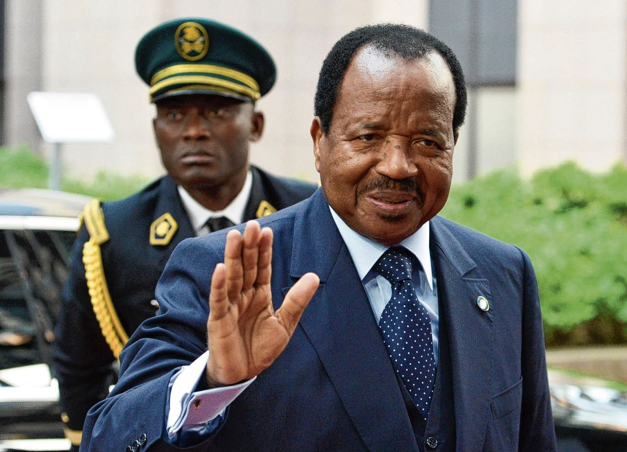 Photo of Paul Biya Promises To Eliminate Anglophone 'Secessionist Terrorist Group'