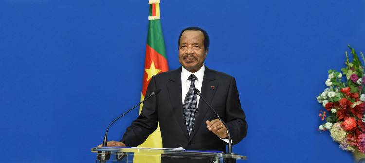 Photo of End of Year Message: Paul Biya Ignores Growing Refugee Situation in SW, Fails To Set Date For Inclusive Dialogue