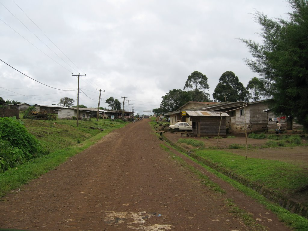 Photo of Tension In Bangem, Administrative Authorities Held By Gunmen