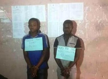 Photo of Murderers of Rev Ewalla Arrested