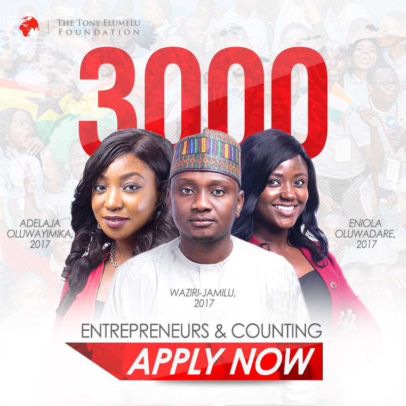 Photo of TEF Entrepreneurship Program Records Unprecedented Entry Barely One Month After Launch