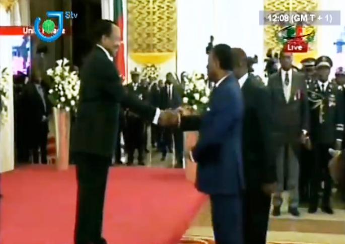 Photo of Paul Biya-Fame Ndongo: Signs of Divorce At Unity Palace