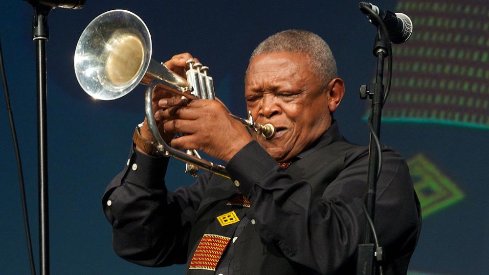 Photo of Hugh Masekela, South African Jazz Musician and Activist, Dies at 78