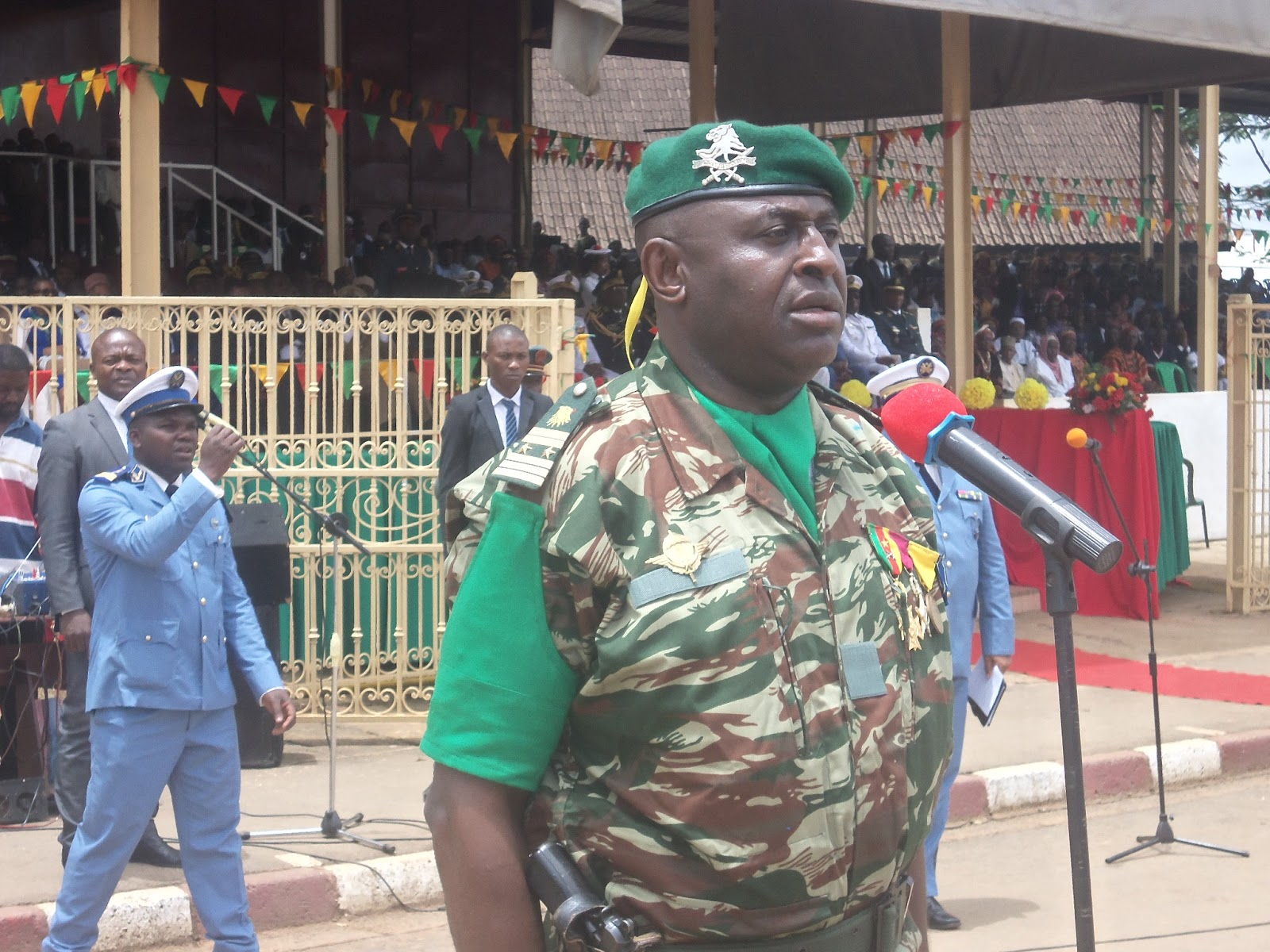Photo of Military Intimidation In Bamenda: General Agha Robinson Qualifies Event As Rumors