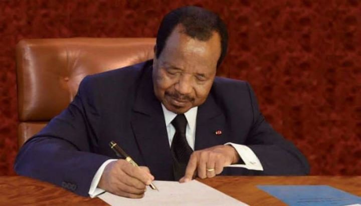 Photo of Ahead of Senatorial Elections: Paul Biya Puts In Place Constitutional Council, CPDM Majority To Vote Senators On March 25