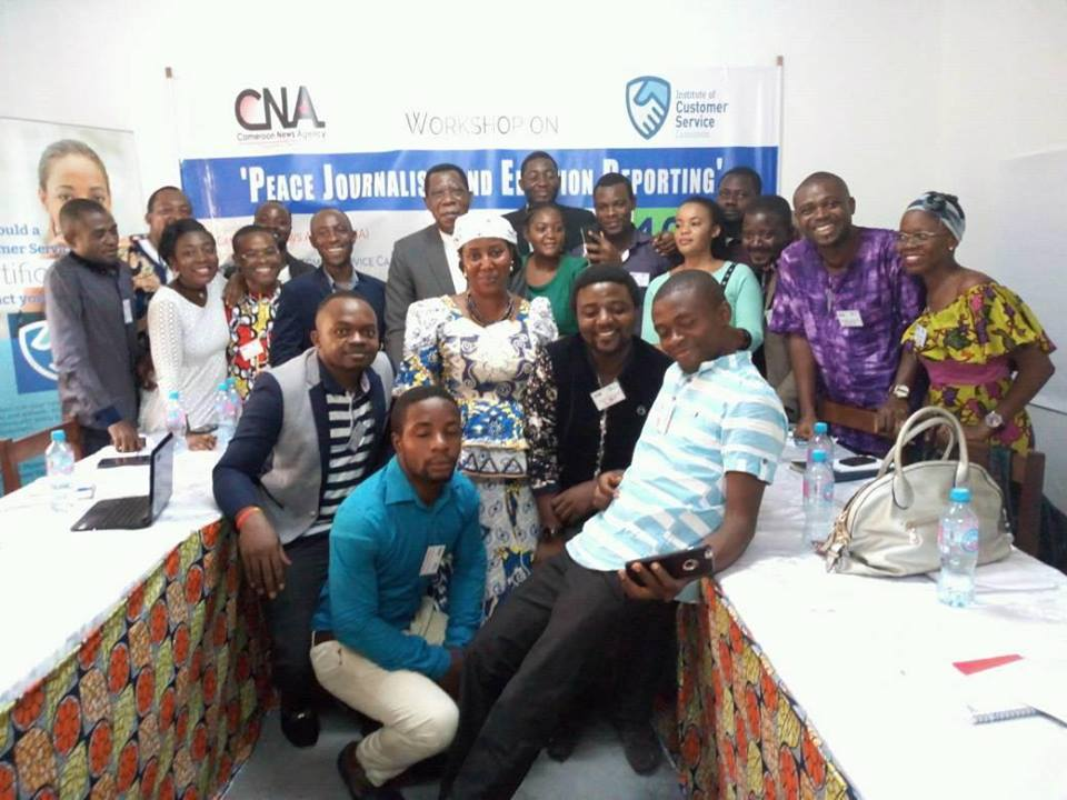 Photo of CNA Organizes Workshop On Peace Journalism and Election Reporting