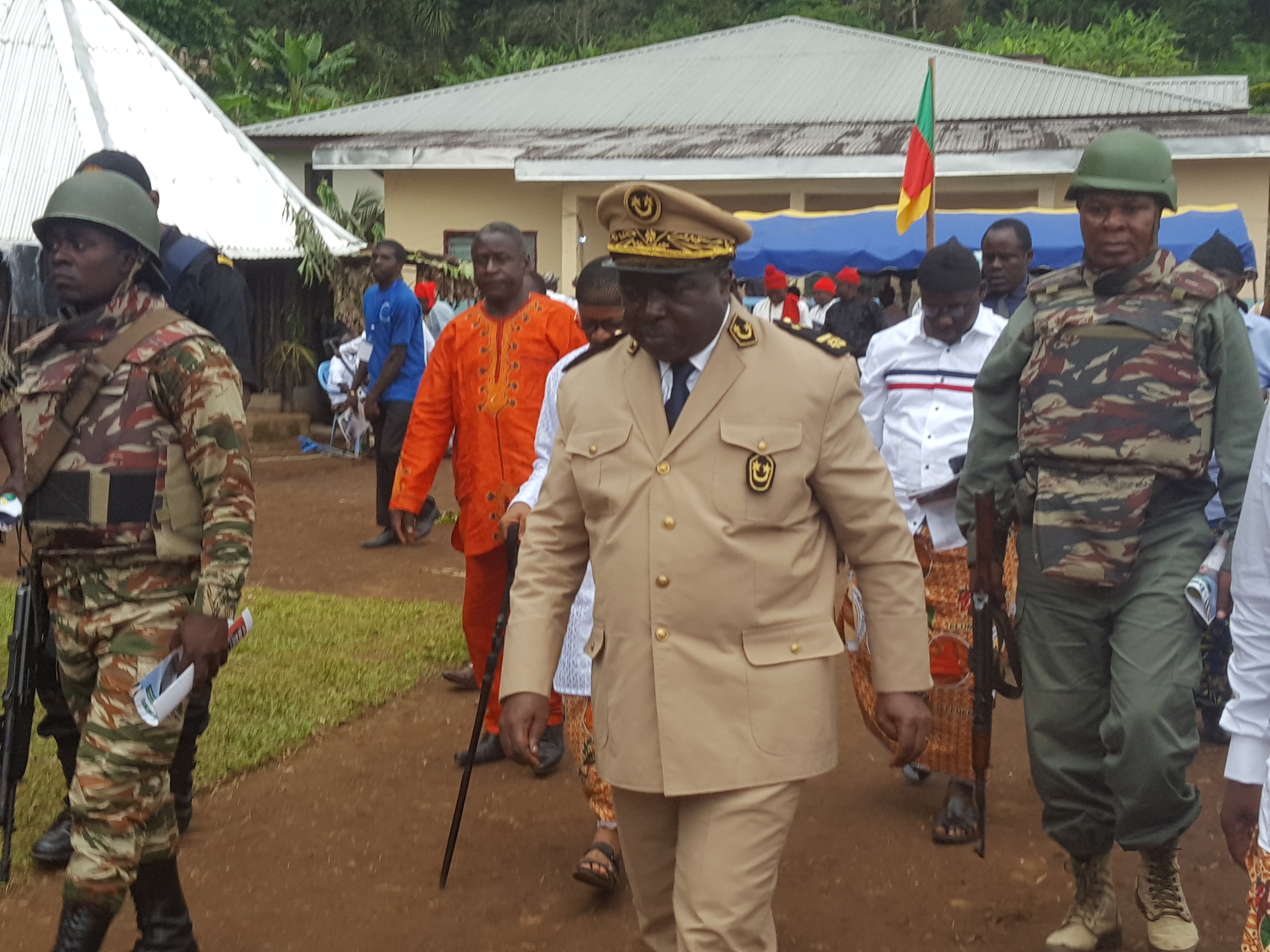 Photo of CNA Exclusive: Kupe Muanenguba SDO Installs Nninong Paramount Ruler Under Tight Security
