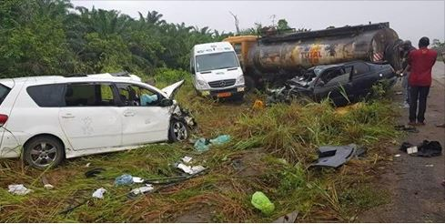 Photo of Douala-Yaounde Highway: Three Die In Fatal Road Accident