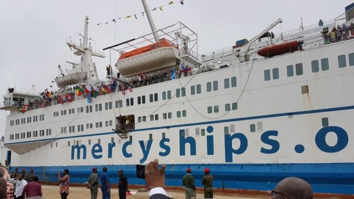 Photo of CNA Health: Mercy Ships Bids Farewell To Cameroon