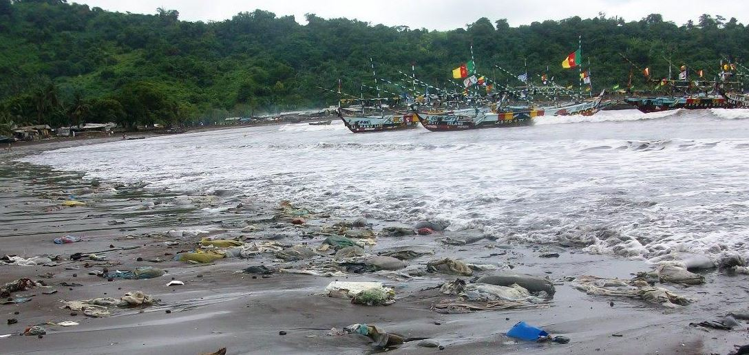 Photo of Cameroon's Iconic Tourist And Fish Beach Battered by Pollution, Extreme Weather.