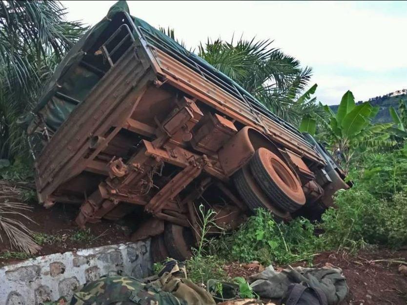 Photo of Four  BIR Elements,Three Civilians Die In Sob Road Accident