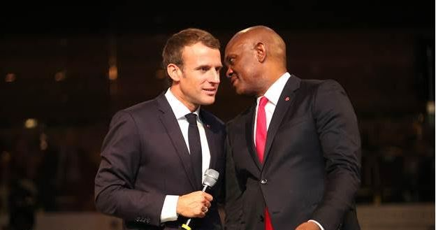 Photo of Tony Elumelu Foundation Hosts Interactive Session With Macron And 2000 Young African Entrepreneurs