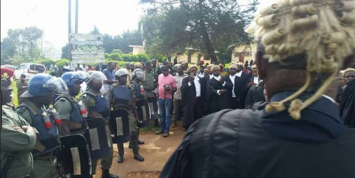 Photo of Police Launch Manhunt For Eight Suspected Anglophone Activists In Bamenda
