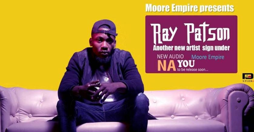 Photo of CNA Culture: Moore Empire Signs Afro-Pop Star Ray Patson, Singer Awaits New Audio